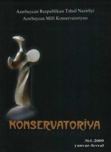 """""""Konservatoriya"""" 2009-1"""