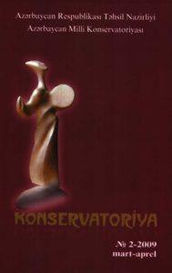 """""""Konservatoriya"""" 2009-2"""