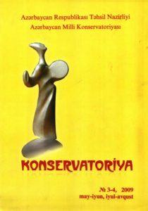 """""""Konservatoriya"""" 2009-3-4"""