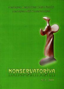 """""""Konservatoriya"""" 2010-2"""