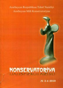 """""""Konservatoriya"""" 2010-3-4"""